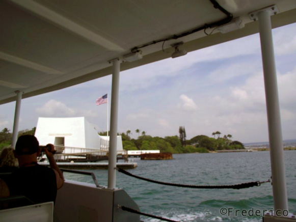 Arizona Memorial - Pearl Harbor - Havaí