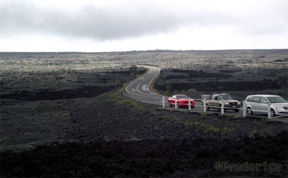 Feedback de viagem ao havaí - parque dos vulcões