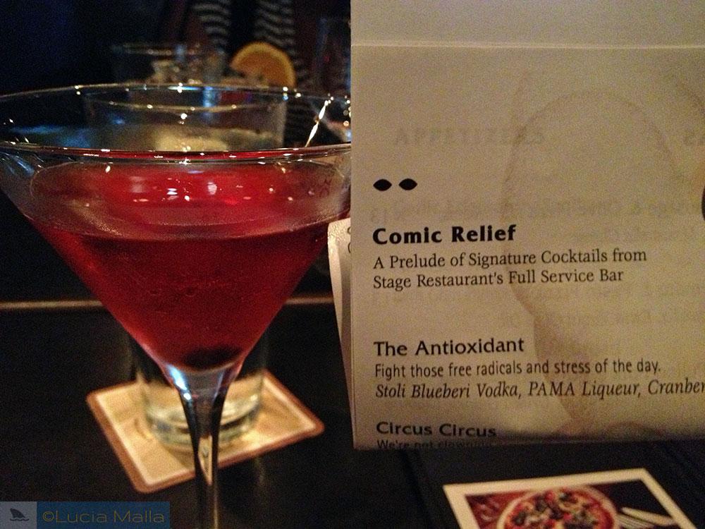 Drink do Amuse Bar - Honolulu