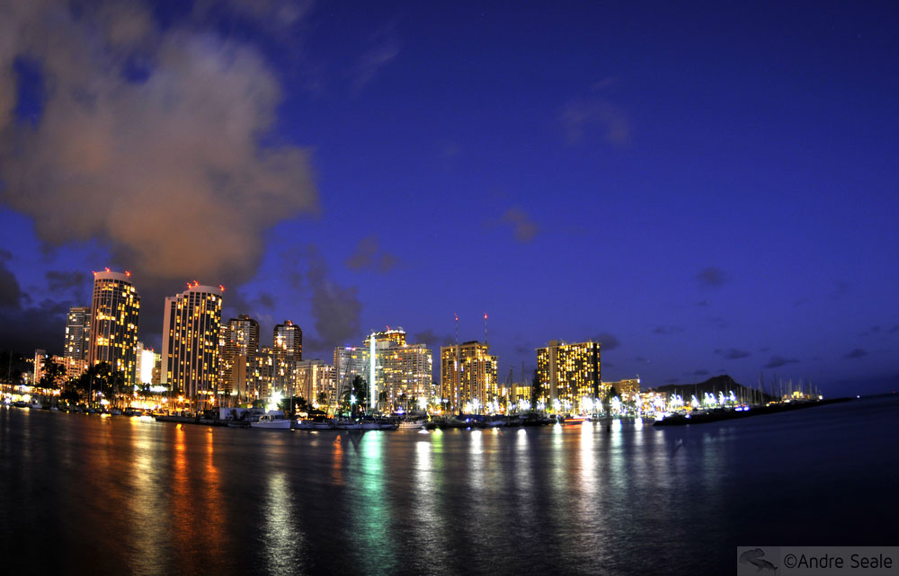 Guia de bares e baladas em Honolulu - Havaí