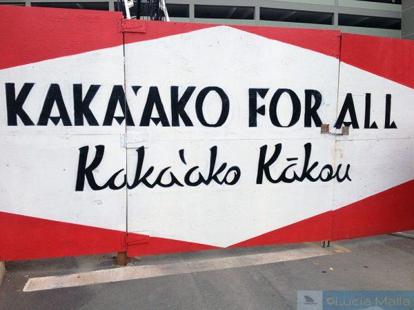 Kaka'ako for all