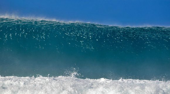Swell atrás de swell