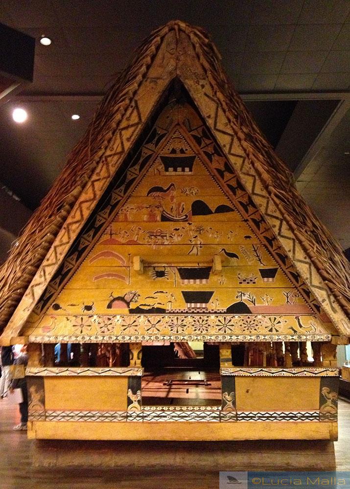 Museu Etnológico - visita a Berlim