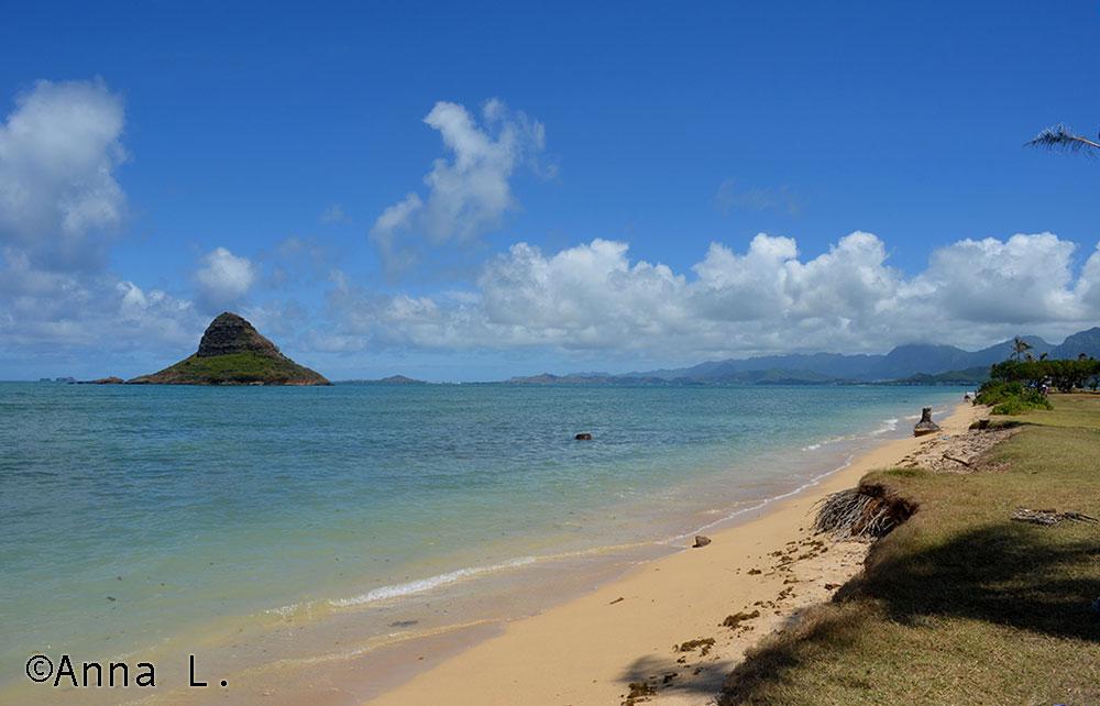 15 dias no Havaí da Anna - Chinamans Hat