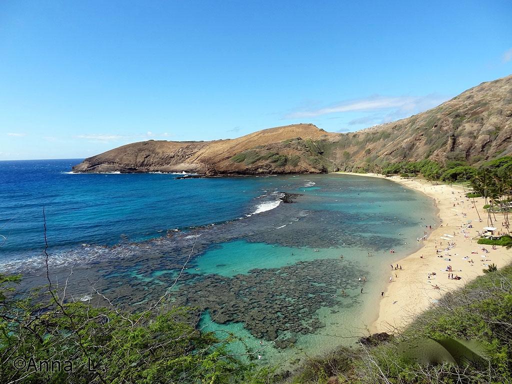15 dias no Havaí - Hanauma Bay