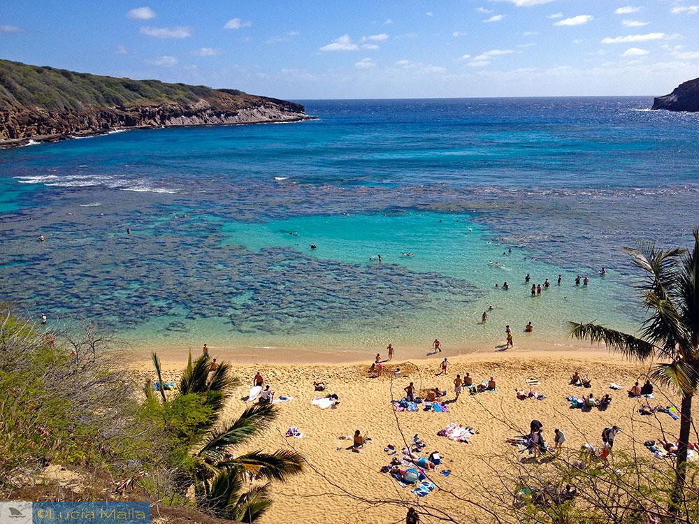 Hanauma Bay - Oahu - melhores praias