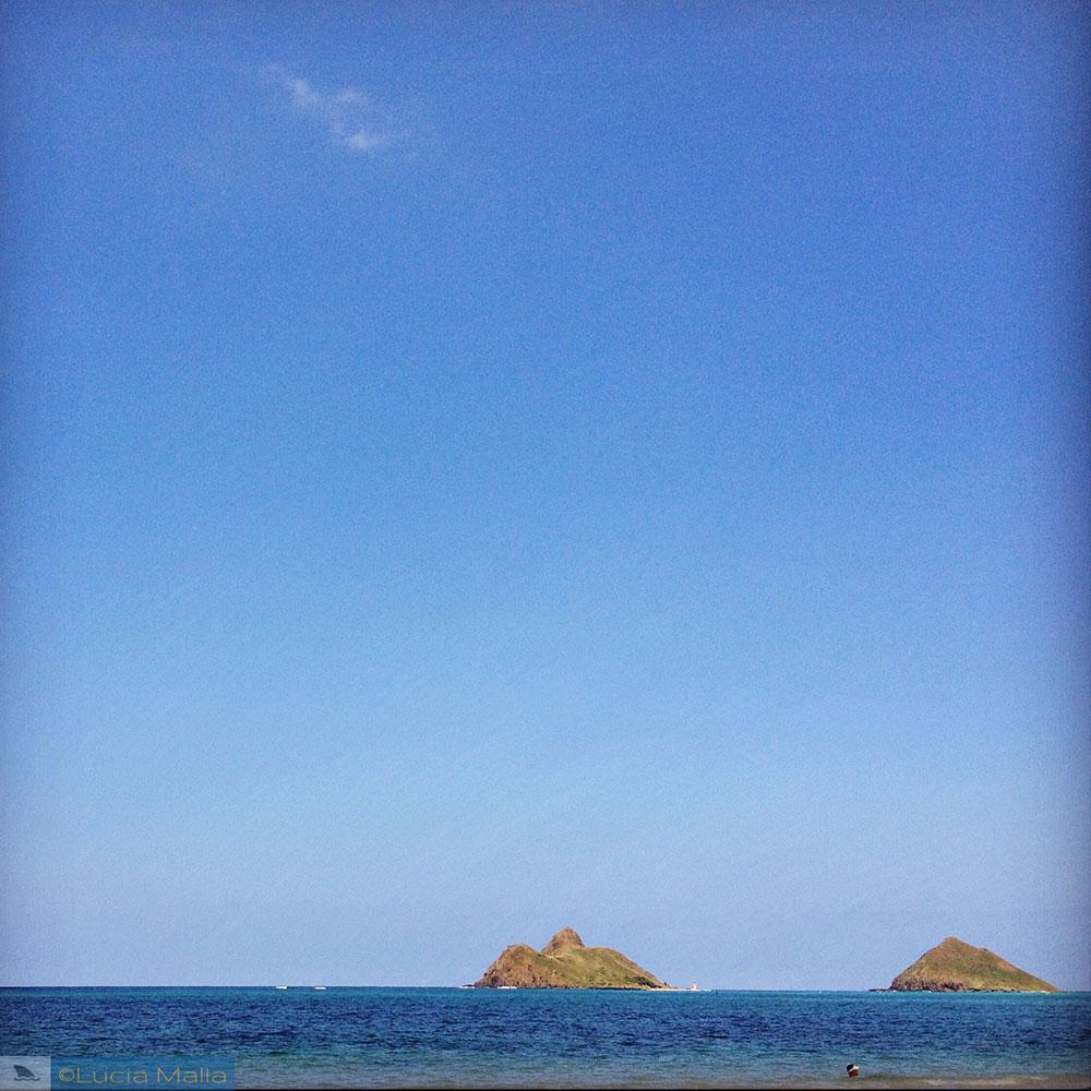 Top 10 Praias do Havaí - Lanikai Beach - Oahu