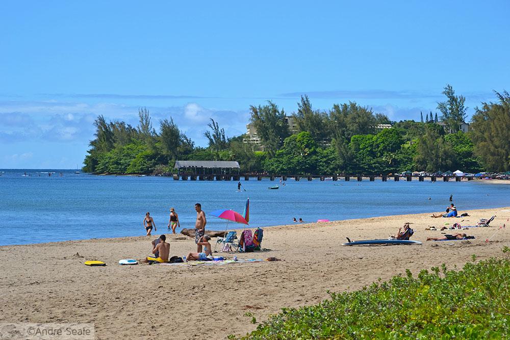 Top 10 praias do Havaí - Hanalei - Kauai