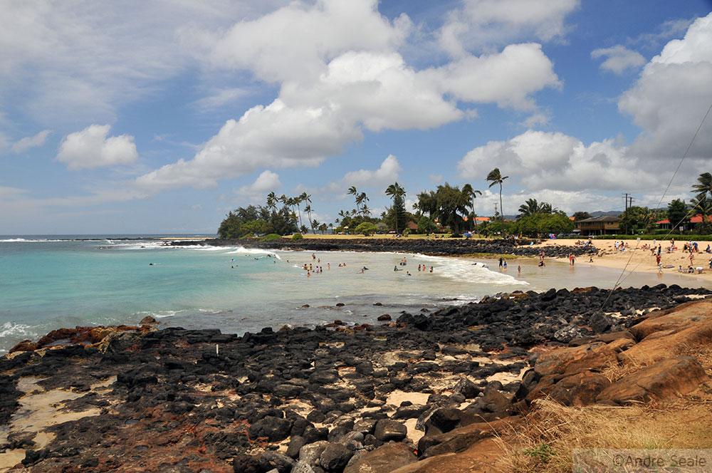 Praia de Poipu - Kauai