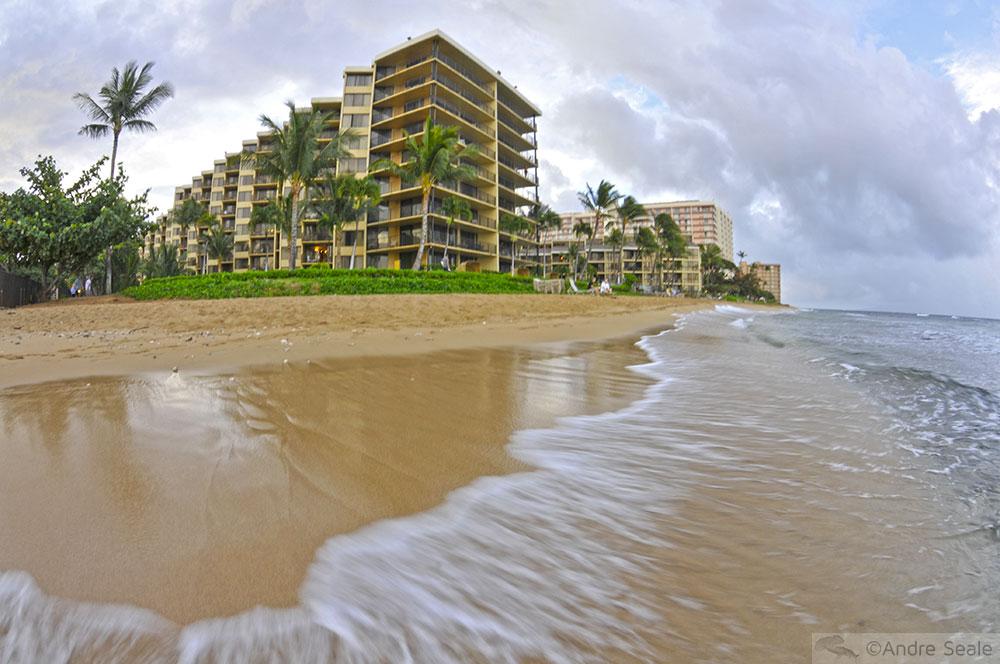 Top 10 praias - Kaanapali Beach - Maui