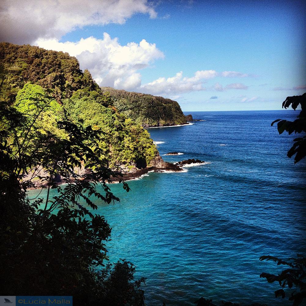 Costão de Hana - Maui - Havaí