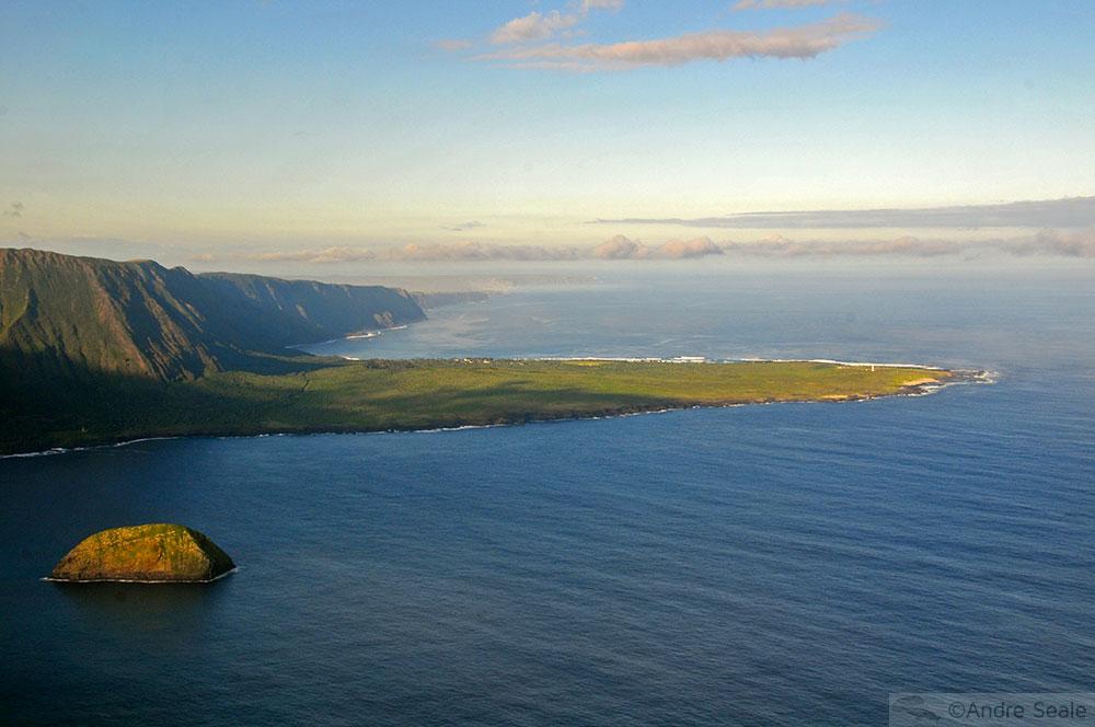 Península de Kalaupapa - Molokai