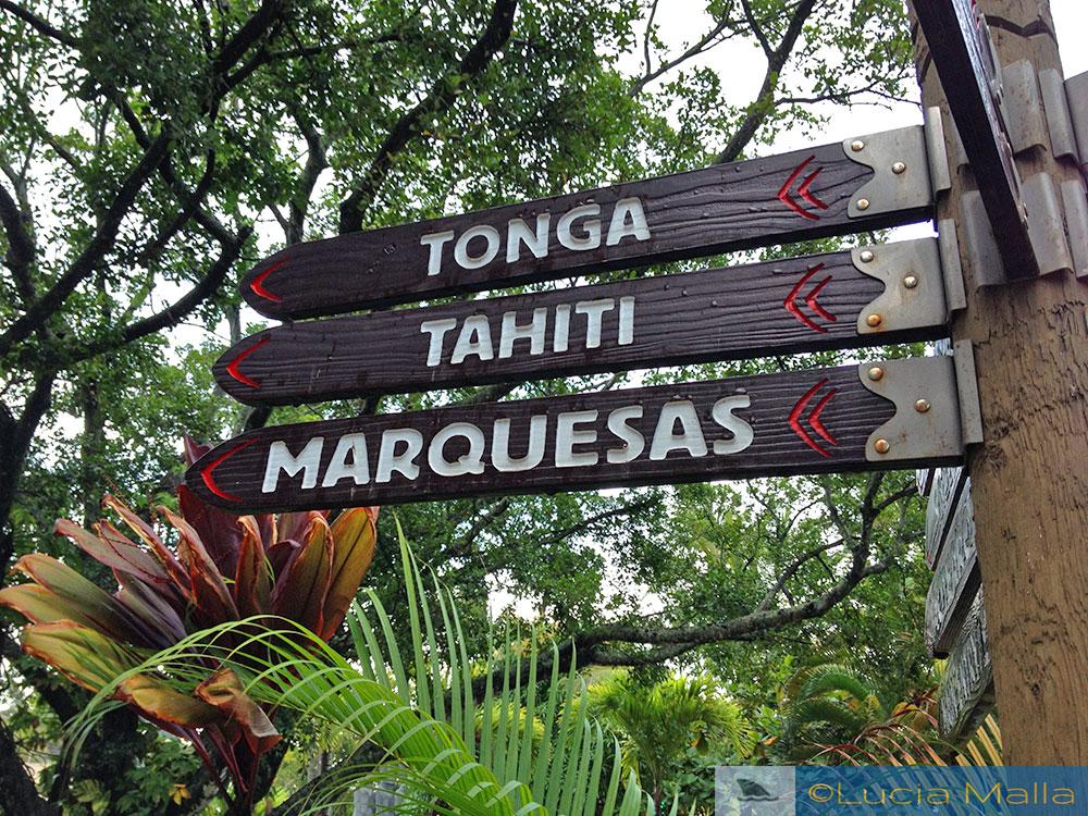 Guia de luaus no Havaí - Polynesian Cultural Center