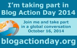 Blog Action Day - desigualdade