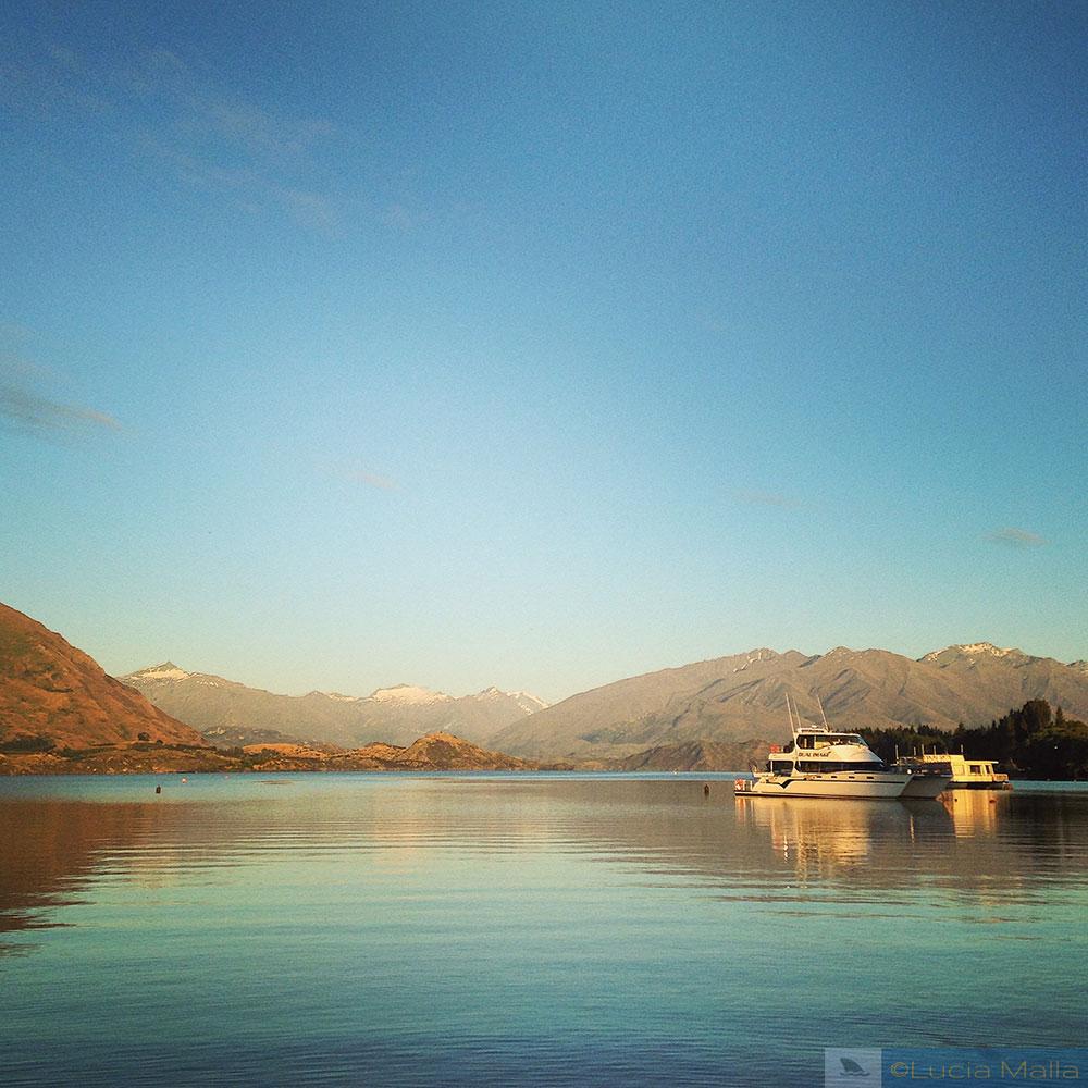 Roteiro Nova Zelândia em 12 dias - Lago de Wanaka