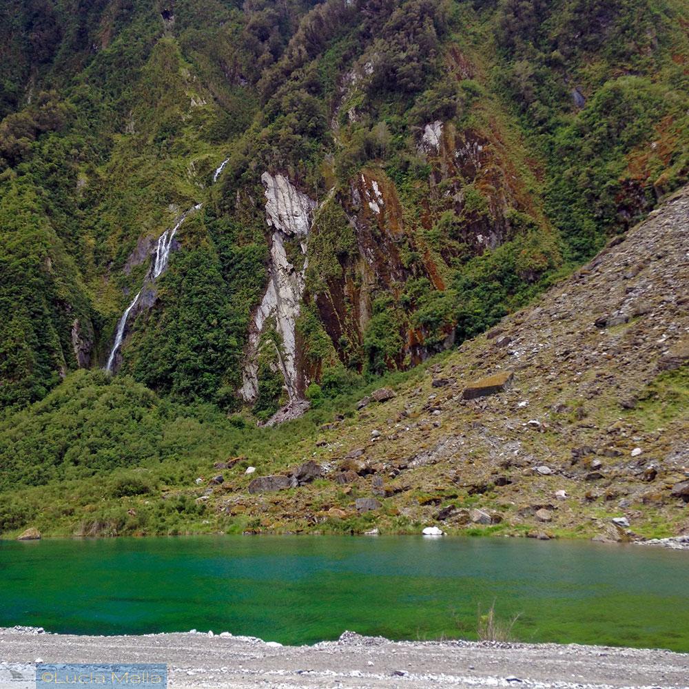 Roteiro Nova Zelândia em 12 dias - Lago da Franz Josef Glacier