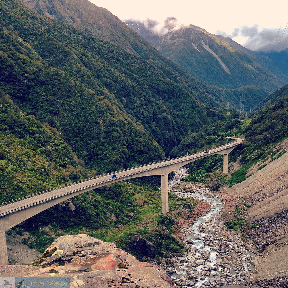 Arthur's Pass - Roteiro