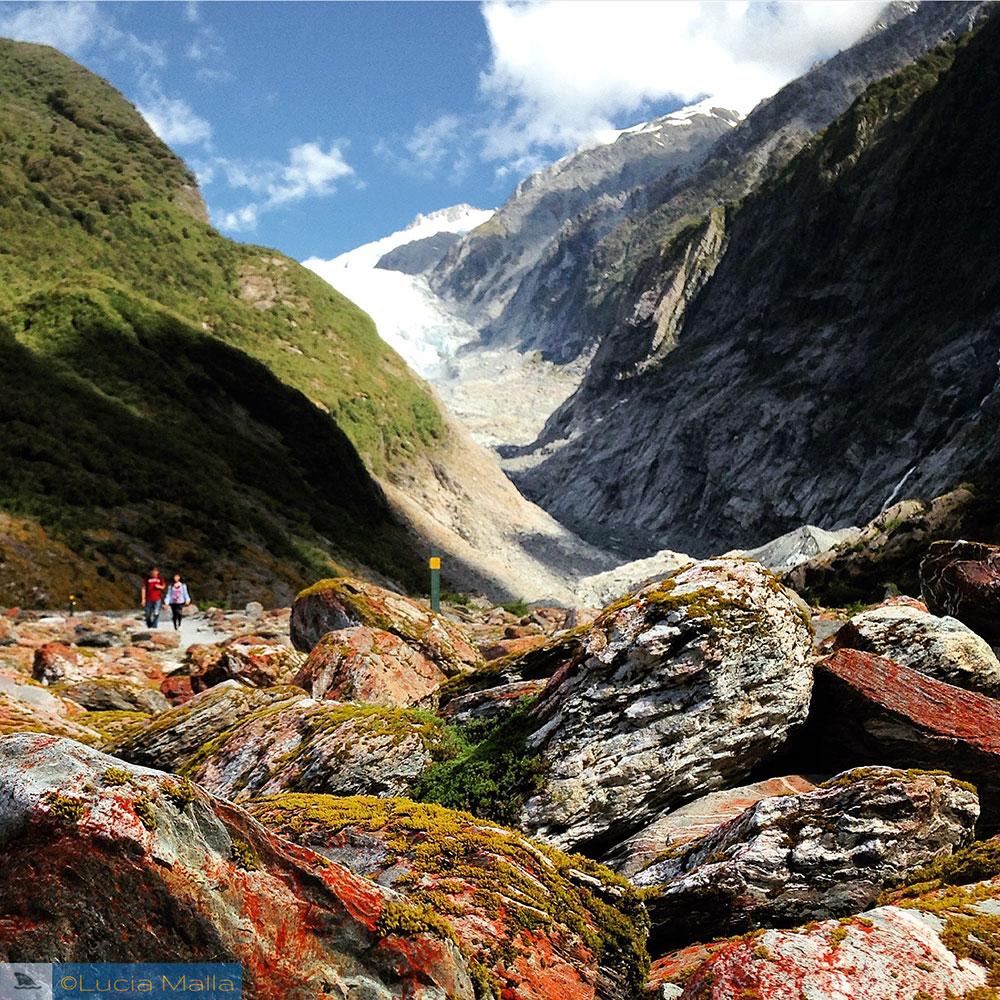 Roteiro Nova Zelândia em 12 dias - Geleiras de Fox e Franz Josef