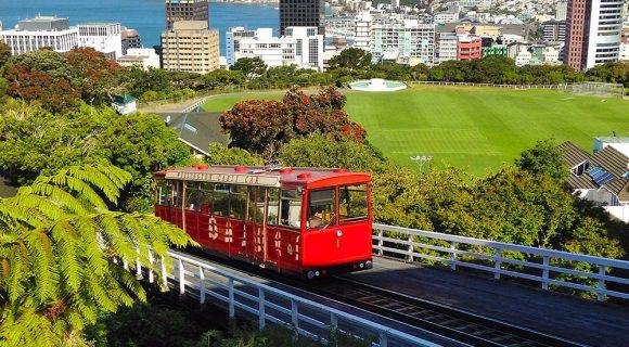 Nova Zelândia em 12 dias – Parte 3: Cruzamento para a ilha norte, Wellington e Rotorua