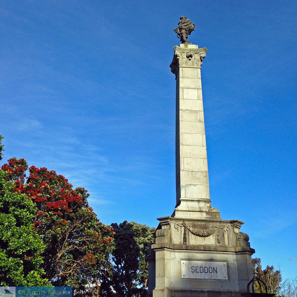 Roteiro Nova Zelândia em 12 dias - Ilha Norte - Wellington e Rotorua - Bolton Street Memorial Park