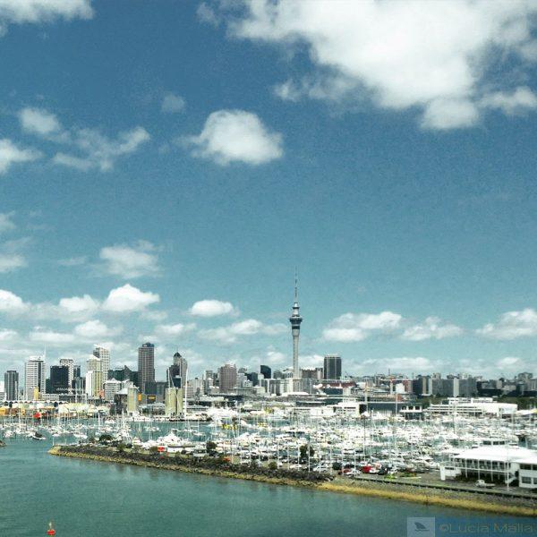 Nova Zelândia em 12 dias - Auckland