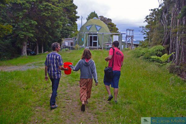 Nova Zelândia em 12 dias - Numa casa sustentável