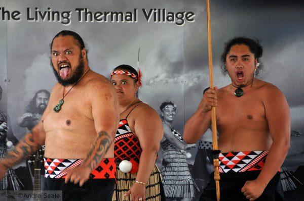 Nova Zelândia em 12 dias - Haka