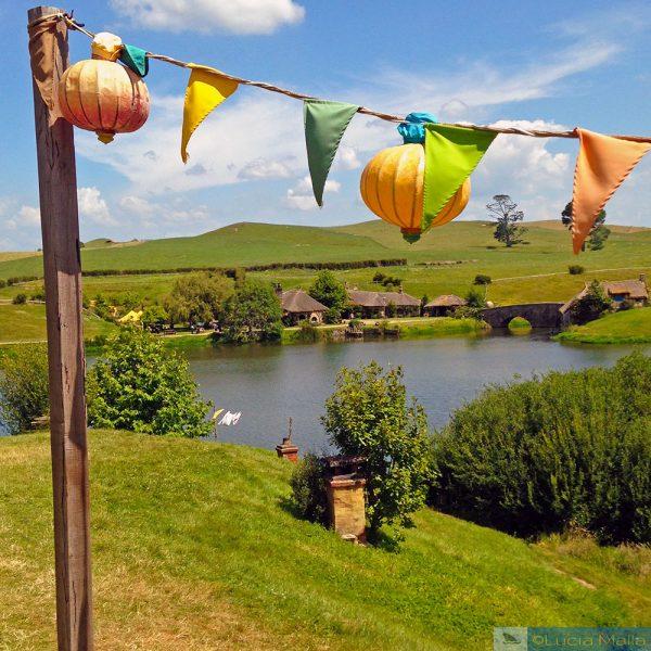 Nova Zelândia em 12 dias - Hobbit Shire