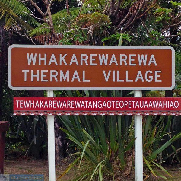 Nova Zelândia em 12 dias - thermal village - Rotorua - Norte de Auckland