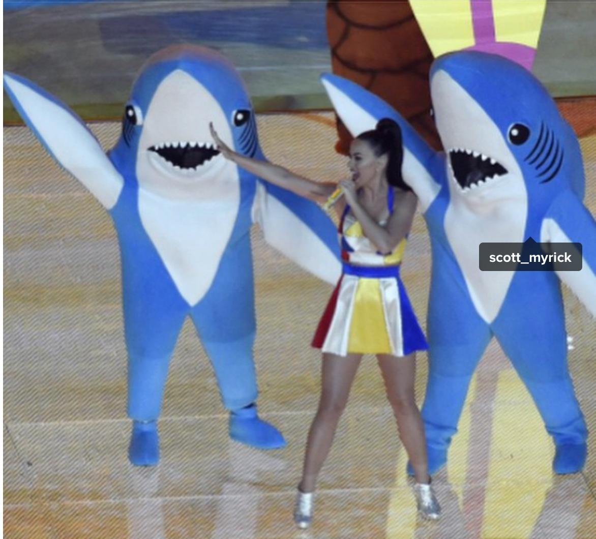 Je suis Left Shark