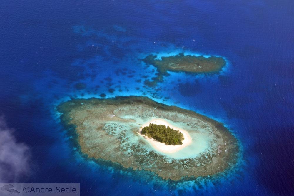 #NoPlaceLikeHome - Ocean island