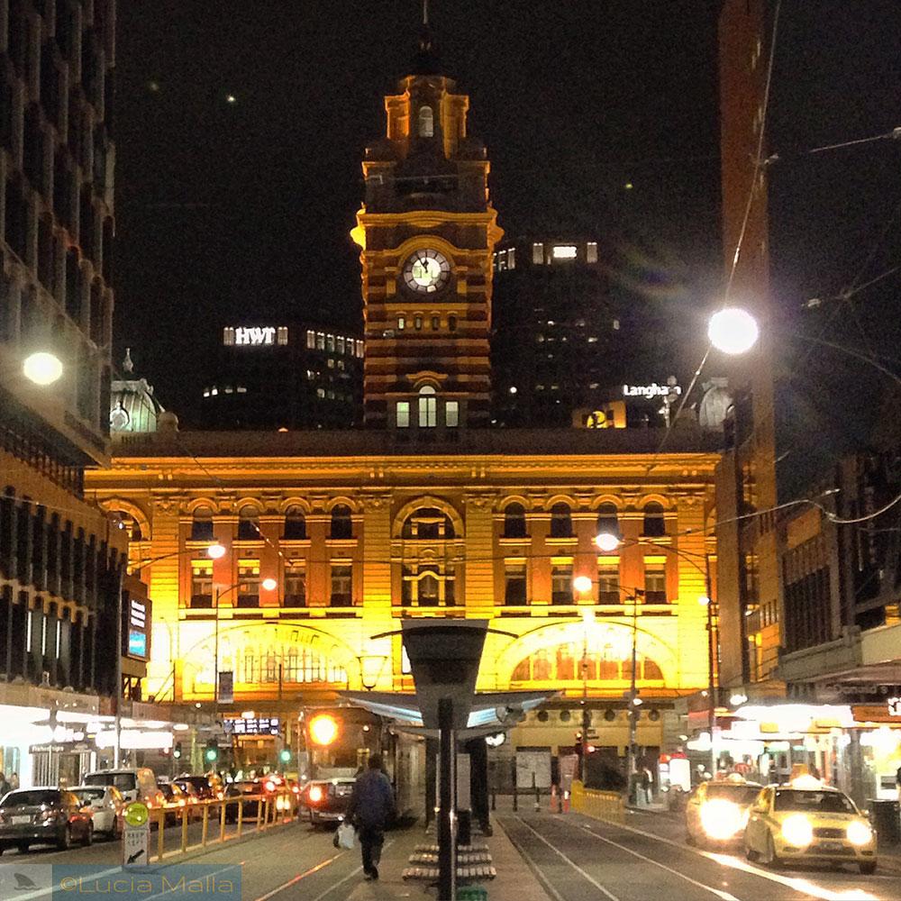 Centro de Melbourne - Austrália
