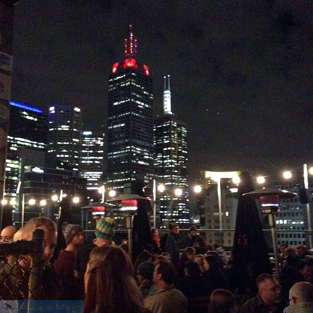 Roteiro em Melbourne - rooftop bars