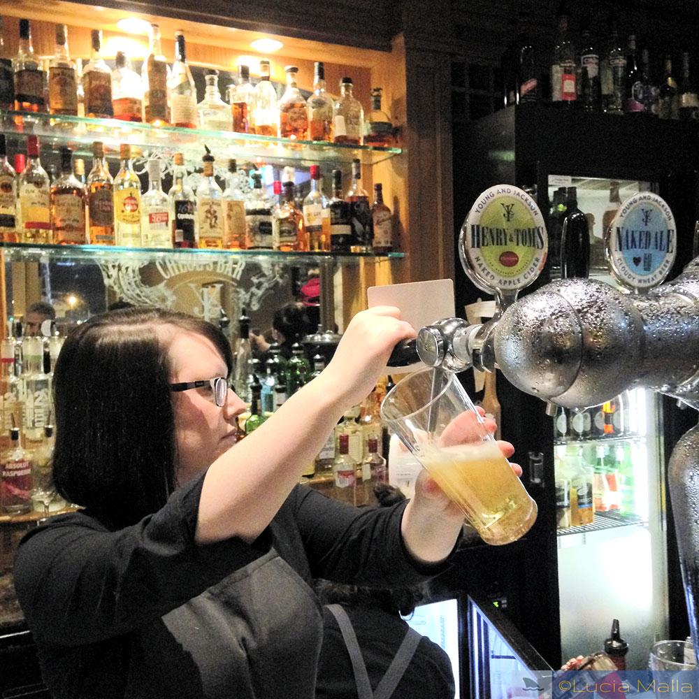 Pub com craft beers