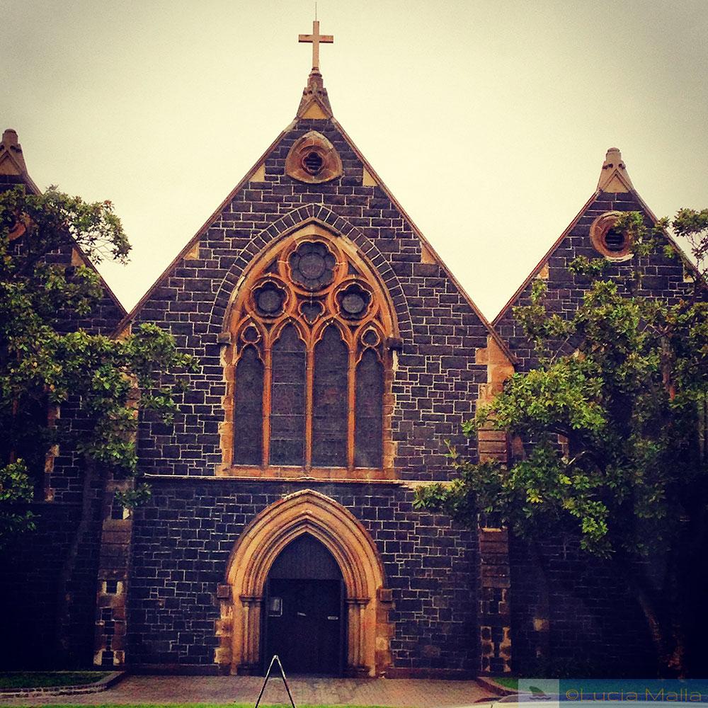 Roteiro em Melbourne - Igreja St Kilda