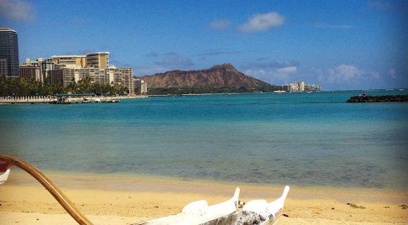 Guia Malla de hotel no Havaí