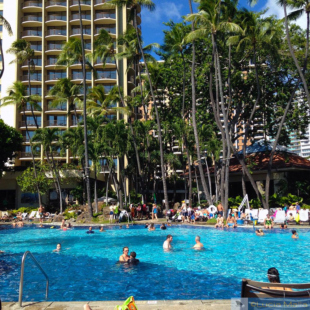 Guia de hotel em Oahu - Hilton Waikiki