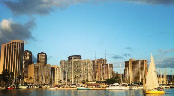 Guia Malla de hotel em Oahu