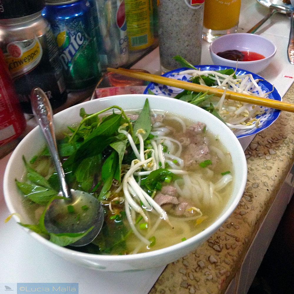 Pho - prato tradicional vietnamita