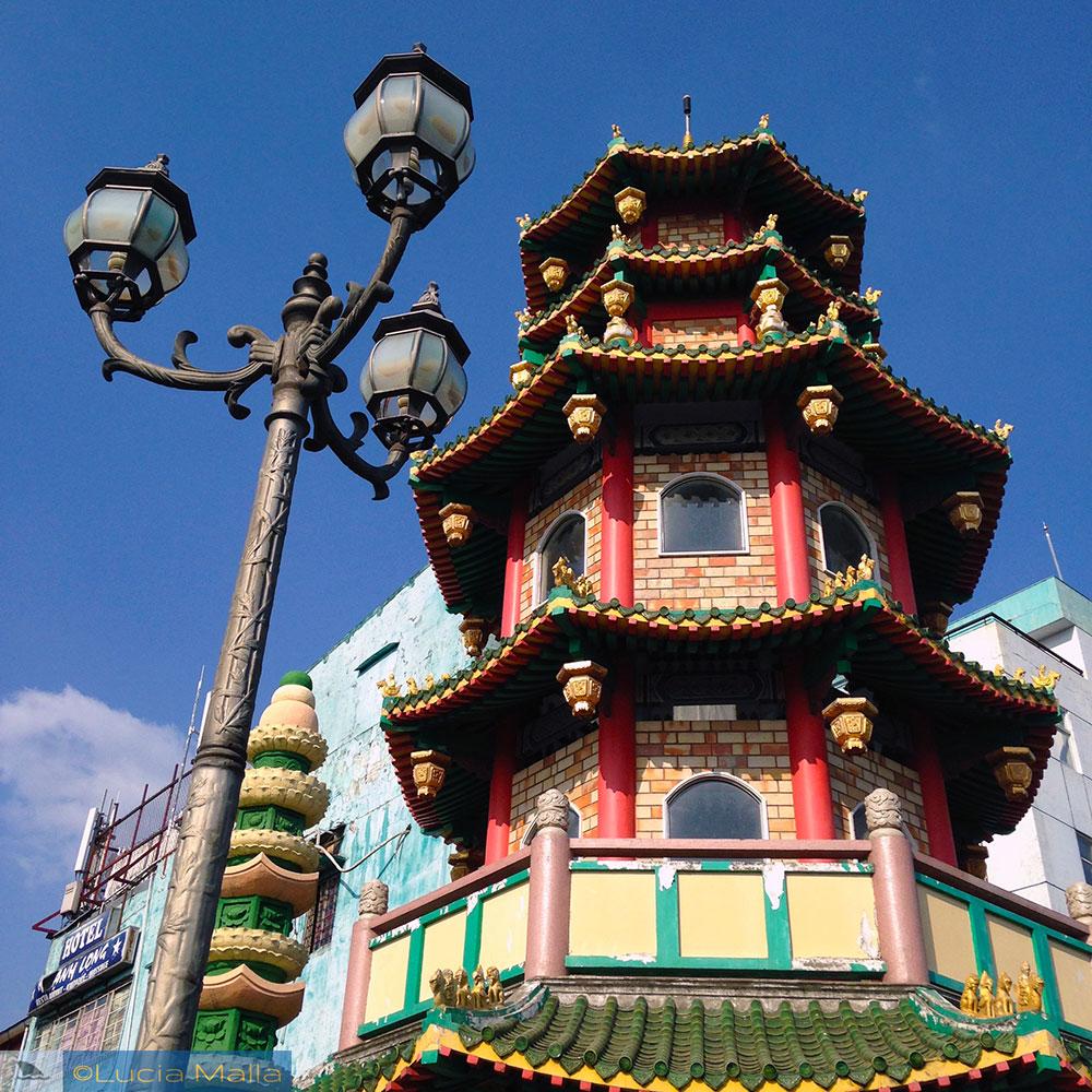 Pagoda - Ho Chi Minh City - Vietnam