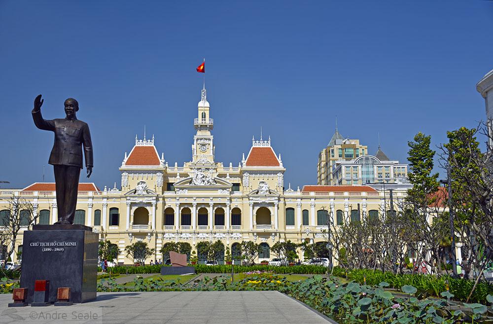 Prefeitura de Ho Chi Minh City - Vietnã