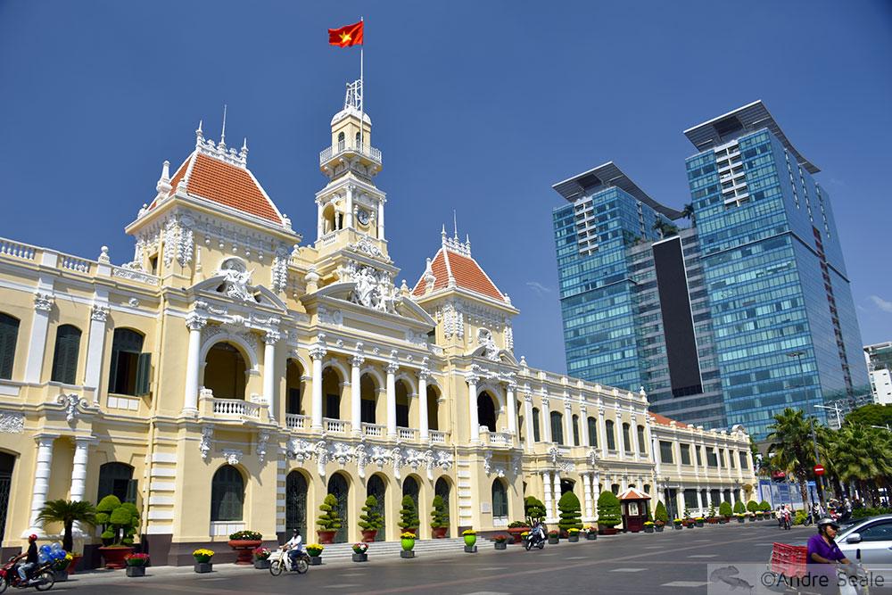 Um pedaço de Saigon