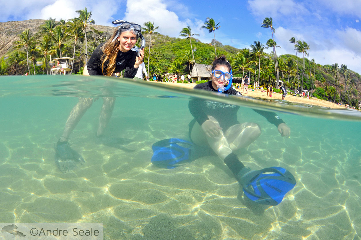 Snorkel em Hanauma Bay