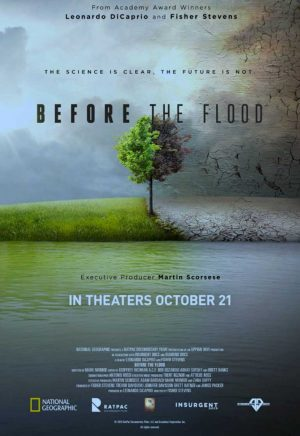 cartaz before the flood