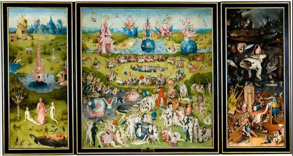 the-garden-of-earthly-delights-bosch Before The Flood