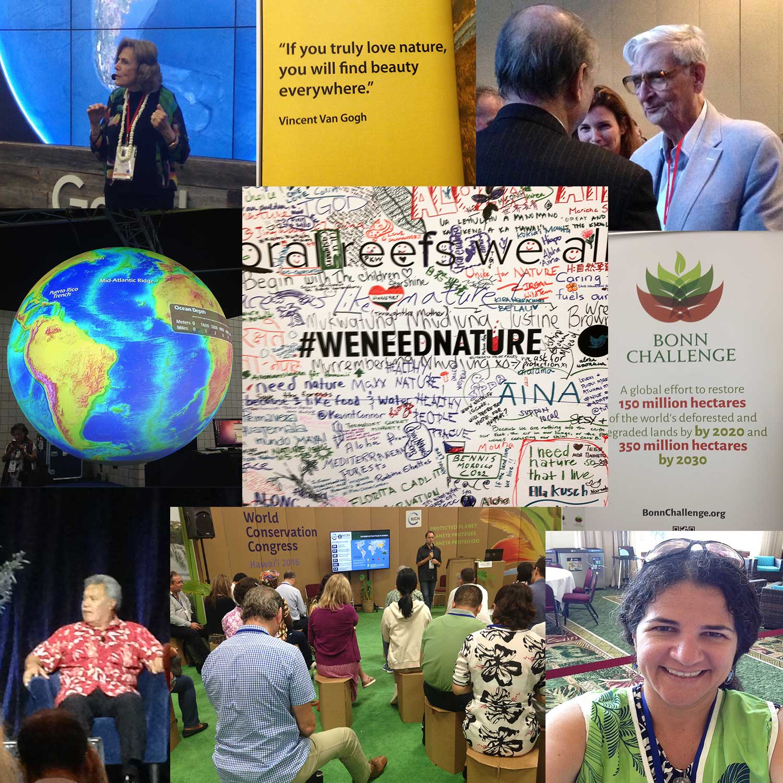Congresso da IUCN em Honolulu