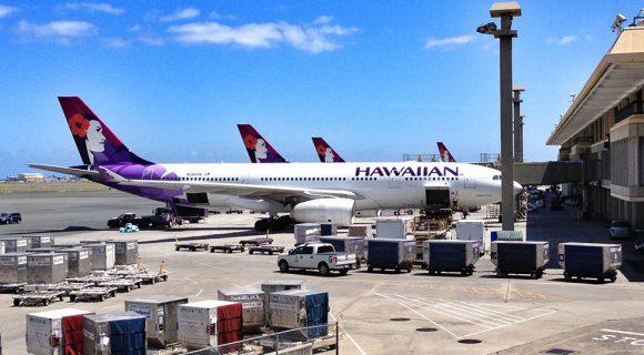 Melhores vôos para chegar ao Havaí