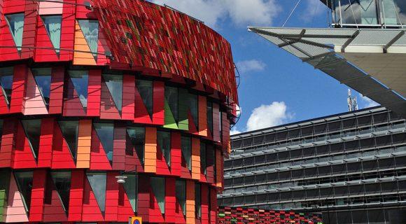 Kuggen – um exemplo de arquitetura da sustentabilidade