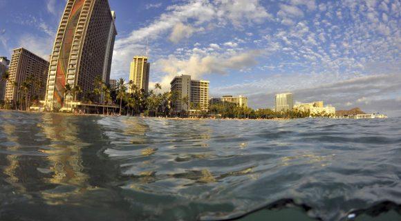 Sexta Sub: Waikiki em tempos de elevação dos mares