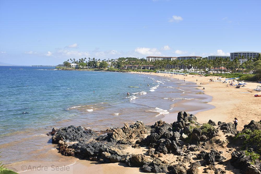 Wailea Beach - Maui